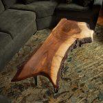 Live Edge Coffee Table | Vantz Furniture
