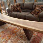 Live Edge Coffee Table | Vantz Furniture, Laconia, NH